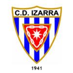 Escudos Club Deportivo Izarra - Fuente: La Futbolteca