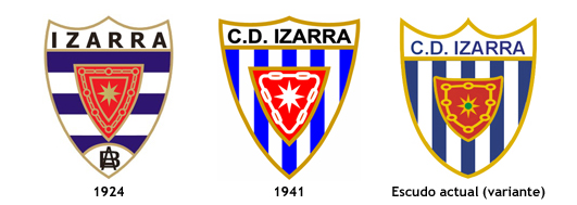 Escudos Club Deportivo Izarra