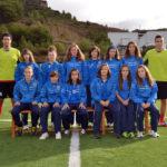 Presentación Izarra 2012-2013 Fútbol 8 Femenino