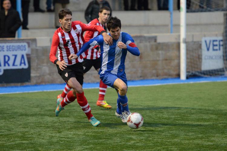 C.D. Izarra - At. Bilbao 15