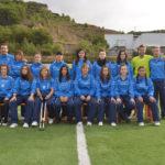Presentación Izarra 2012-2013 Regional Femenino