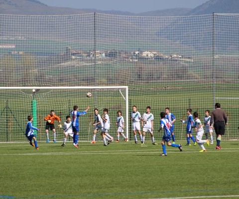 Pamplona 2  Izarra 2  -  2ª Infantil Navarra fase 2 grupo 2