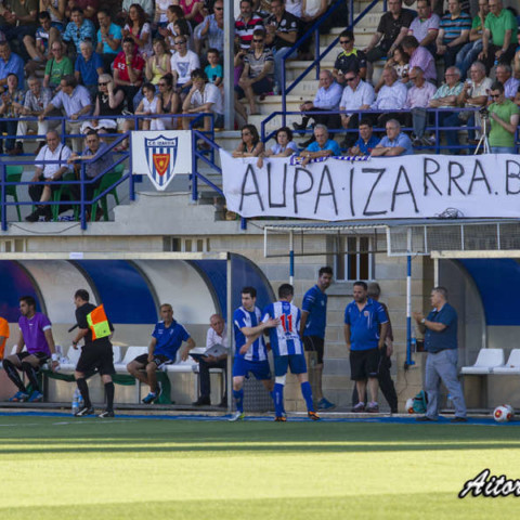 PlayOff C.D. Izarra vs Orihuela C.F.