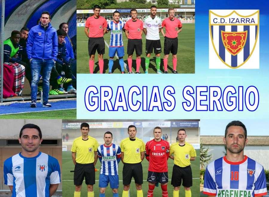 GRACIAS SERGIO GALAN
